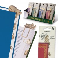BOOKMINDERS BRASS PAGE MARKERS