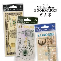 THE MILLIONAIRE'S BOOKMARKS