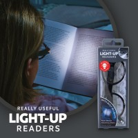 REALLY USEFUL LIGHT-UP READERS