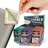 PAGE CORNER BOOKMARKS