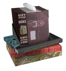 GIFT WRAP FOR BOOKS - STARTER PACK