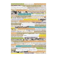 GIFT WRAP FOR BOOKS - READING LIST