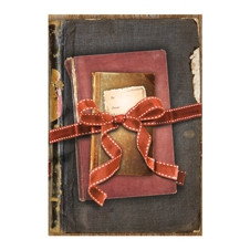 GIFT WRAP FOR BOOKS - VINTAGE BOOKS