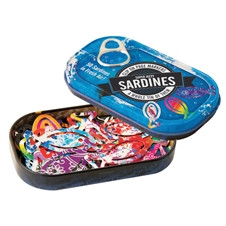 - TIN OF SARDINES PAGE MARKERS