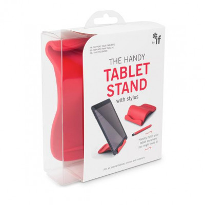 THE HANDY TABLET STAND - RED
