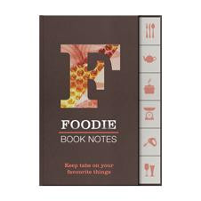 BOOK NOTES - FOODIE