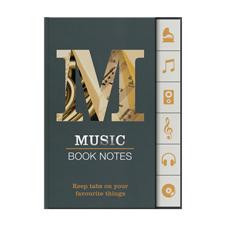 BOOK NOTES - MUSIC
