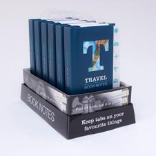 BOOK NOTES - TRAVEL PACK (6pcs)