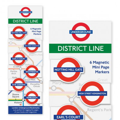 - DISTRICT LINE