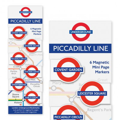 - PICCADILLY LINE