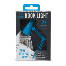THE LITTLE BOOK LIGHT - BLUE