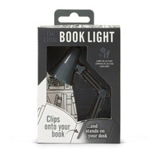 THE LITTLE BOOK LIGHT - GREY