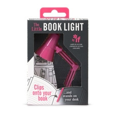 THE LITTLE BOOK LIGHT - PINK