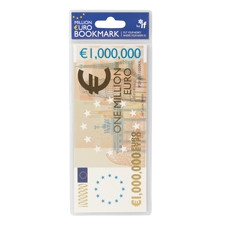 - THE MILLION EURO BOOKMARK