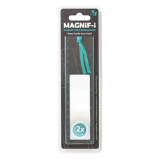 - MAGNIFYING BOOKMARK