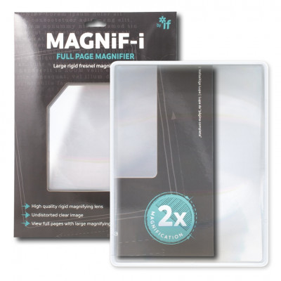 - FULL PAGE MAGNIFIER (A4)