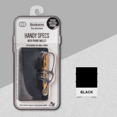 BOOKAROO HANDY SPECS - BLACK