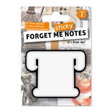 FORGET ME NOTES - LETTER T