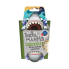 TEETH-MARKS BOOKMARKS - SHARK
