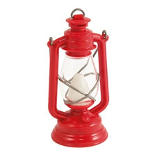 THE BASE CAMP READING LAMP   EXPEDITION RED
