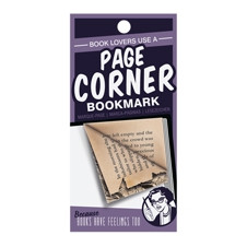 PAGE CORNER BOOKMARKS - LOVERS