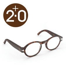 NIGHT READERS - TORTOISESHELL +2.0