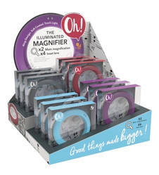 OH! THE ILLUMINATED MAGNIFIER - STARTER PACK