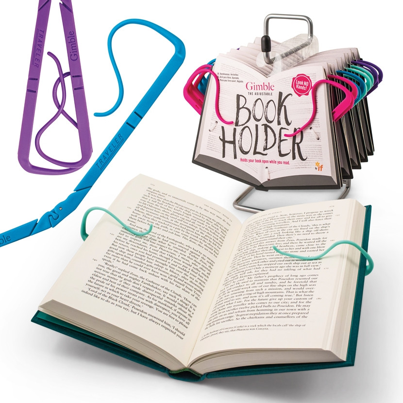 GIMBLE ADJUSTABLE BOOK HOLDER 0