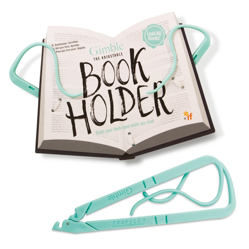 GIMBLE ADJUSTABLE BOOK HOLDER 2