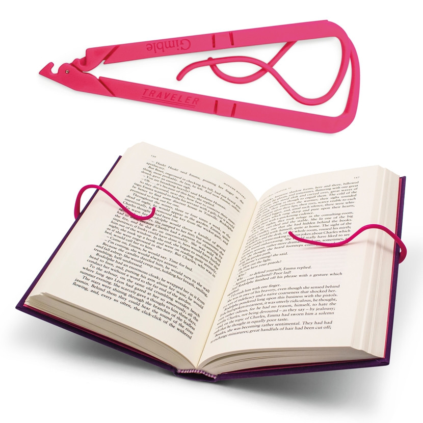 GIMBLE ADJUSTABLE BOOK HOLDER 3