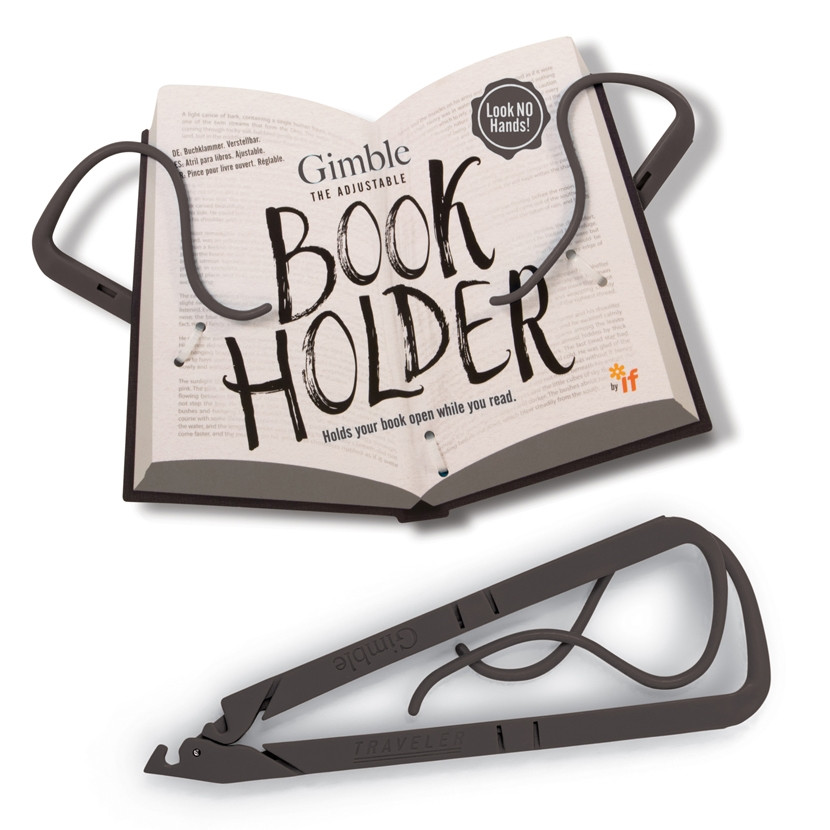 GIMBLE ADJUSTABLE BOOK HOLDER 5