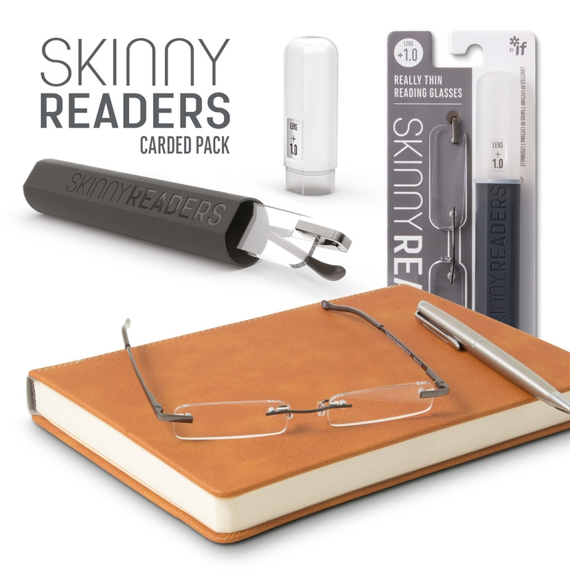 SKINNY READERS (CARDED OPTION) 0