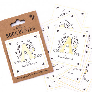 LETTER BOOK PLATES 9