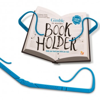 GIMBLE ADJUSTABLE BOOK HOLDER 10