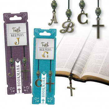 FAITH KEEPERS ANTIQUED BIBLE BOOKMARKS 6