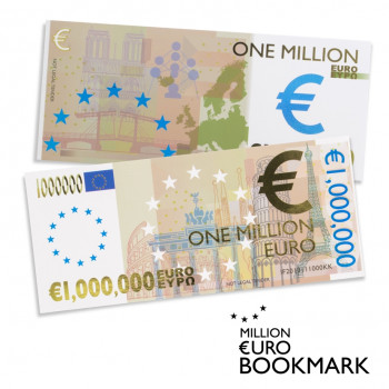 THE MILLIONAIRE'S BOOKMARKS 7