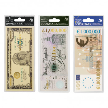 THE MILLIONAIRE'S BOOKMARKS 8