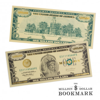 THE MILLIONAIRE'S BOOKMARKS 9