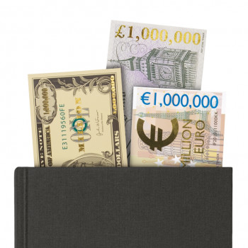 THE MILLIONAIRE'S BOOKMARKS 10