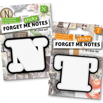 FORGET ME NOTES 7