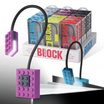 block light led clip on reading light if. Black Bedroom Furniture Sets. Home Design Ideas