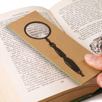 THE REALLY USEFUL MAGNIFYING BOOKMARK 8