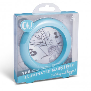 OH! THE ILLUMINATED MAGNIFIER 7